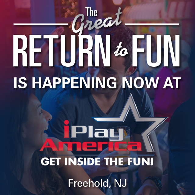 iPlay America Arcade in Central NJ