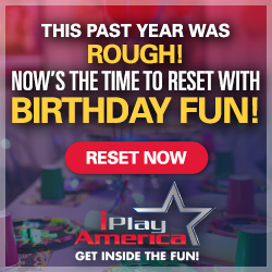 iPlay America Birthday Party in Freehold New Jersey