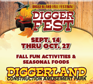 Diggerland Kids Play Places in NJ