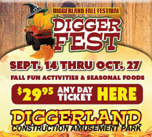 Diggerland Kids Party Places Southern NJ