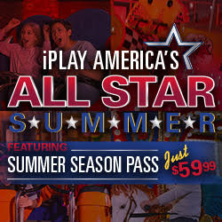 iPlay America Christmas Events in New Jersey