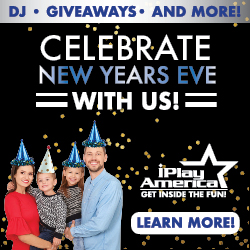 iPlay America New Year's Eve Parties in Central NJ