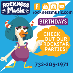 Rockness Music Musical Parties in NJ