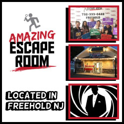 Amazing Escape Room Top NJ Attractions