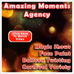 Amazing Moments Agency Magicians in NJ