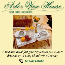 Arbor View House Bed & Breakfast Romantic Getaway NJ
