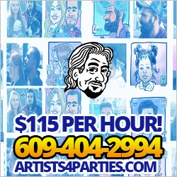 Artists 4 Parties Caricature Artists NJ