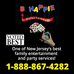 B. Happie Entertainment Fun with Kids in NJ