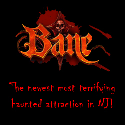 Bane Haunted House Halloween Events in NJ