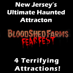 Bloodshed Farms Halloween Attractions in NJ