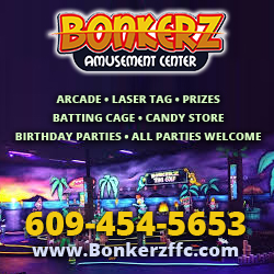 Bonkerz Laser Tag Arena in NJ