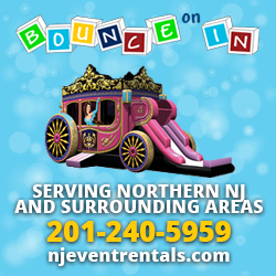 Bounce on In Inflatable Water Slides Rentals NJ
