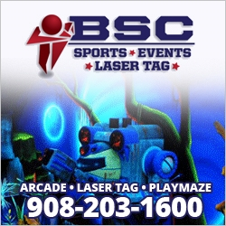 Branchburg Sports Complex Arcade Parties in New Jersey