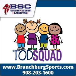 Branchburg TOD SQUAD Toddler Attractions NJ