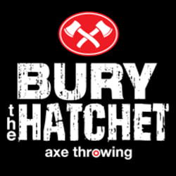 Bury the Hatchet Axe Throwing Group Outings in NJ