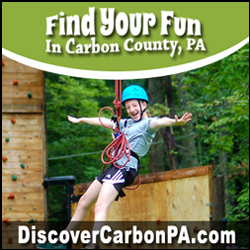 Carbon County Getaways in PA