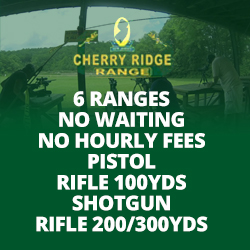 Cherry Ridge Shooting Range in New Jersey
