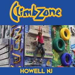 ClimbZone Top Attraction in Ocean and Monmouth Counties NJ