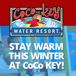 Coco Key Day Trips in Southern NJ