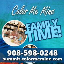 Color Me Mine Pottery Studio in Summit NJ
