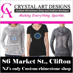 Crystal Art Designs Store NJ Shopping Guide