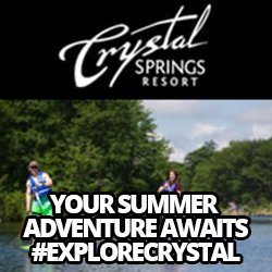Crystal Springs Resort in Sussex County NJ