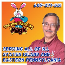 Dennis Thomas Magic Show Magician in NJ