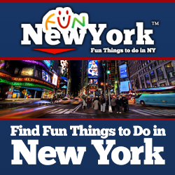Find Fun things to Do in New York NY
