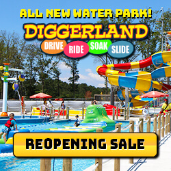 Diggerland Birthday Parties in Southern NJ
