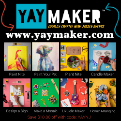 Yaymaker BYOB Art Classes in NJ