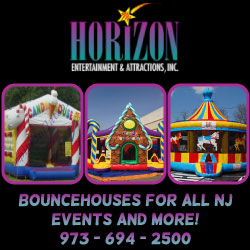 Horizon Entertainment Bounce House Rentals in NJ