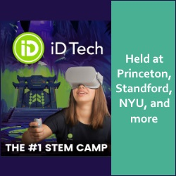 ID Tech Summer Camps in Princeton NJ