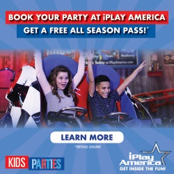 iPlay America Party Venues in NJ