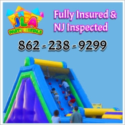 JLA Inflatable Rentals in NJ