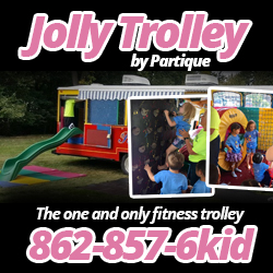 Jolly Trolley by Partique Toddler Attractions in NJ