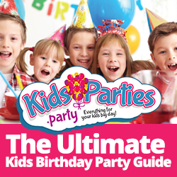 KidsParties.party Arcade Birthday Parties NJ