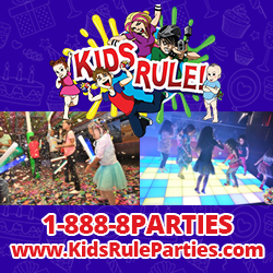 Kids Rule Parties Childrens Birthday Parties Northern NJ