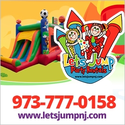 Let's Jump Party Dunk Tank Rentals in NJ