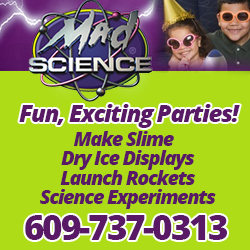Mad Science Themed Parties in NJ