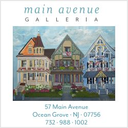 Main Ave Galleria BYOB Art Classes near Jersey Shore