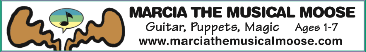 Marcia the Musical Moose Kids Parties by County NJ