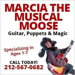 Marcia the Musical Moose Toddler Parties in NJ