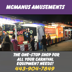 McManus Amusements Carnival Parties in NJ