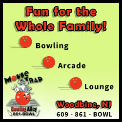 Mouse Trap Lanes Childrens Party Venues in Southern NJ