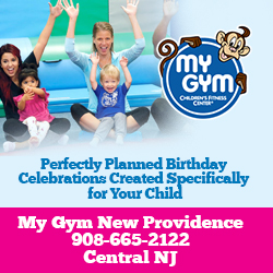 My Gym New Providence Kids Party Places in Union County NJ