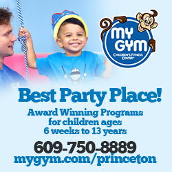 My Gym Kids Party Places Princeton Mercer County NJ