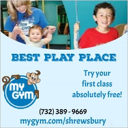 My Gym Shrewsbury Kids Party Places NJ
