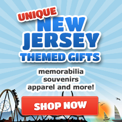 Shop Fun New Jersey Themed Apparel