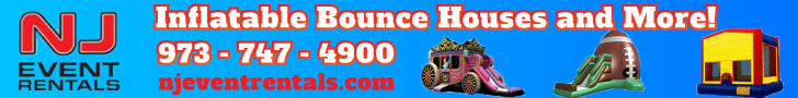 Bounce on In Inflatable Rentals New Jersey