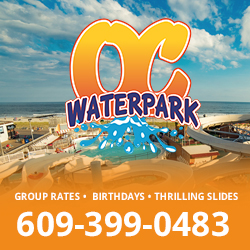 OC Waterpark Top Attractions in Cape May County NJ